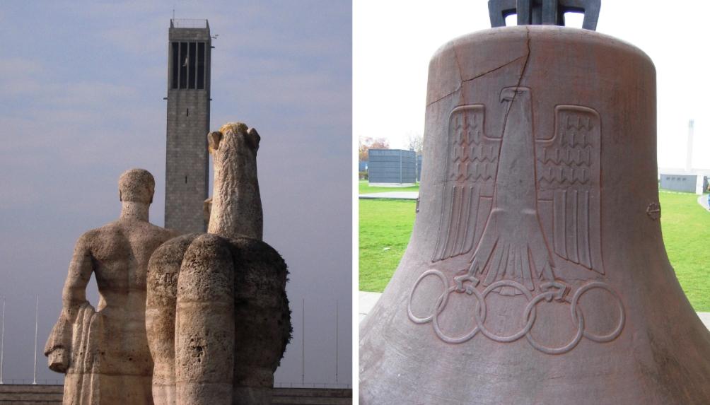 13.05.17.Artikel.Olympiastadion - sculptuur en bel