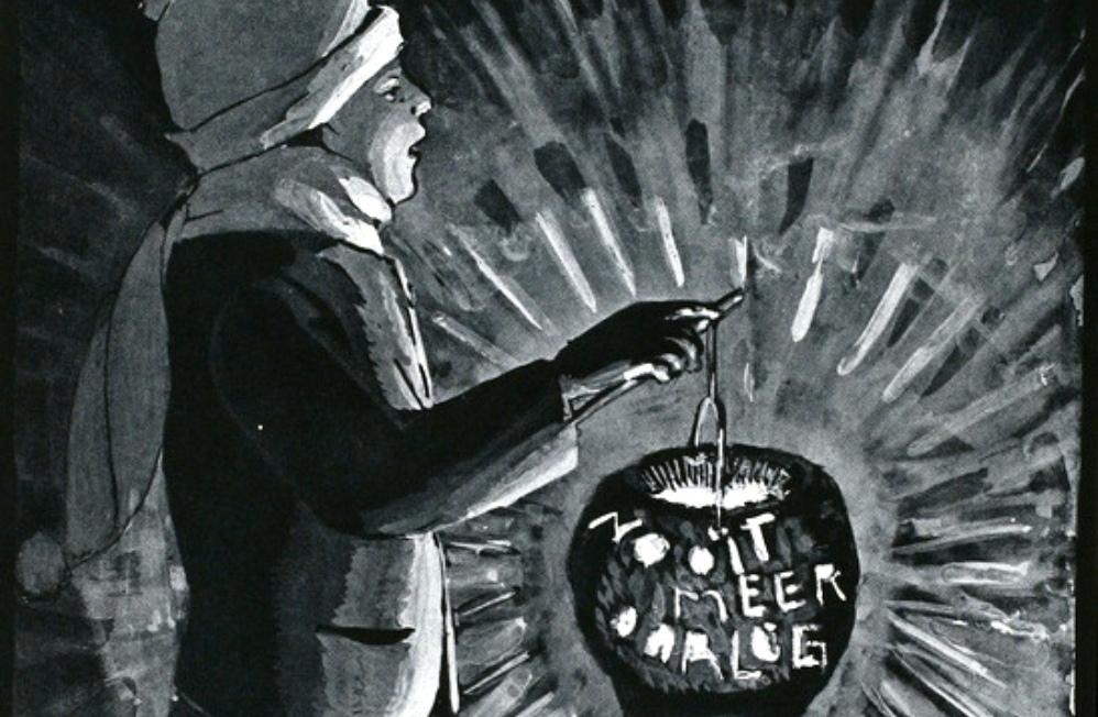 Poster Wapenstilstandsdag 1931