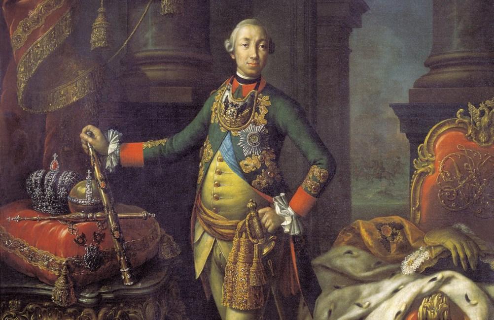 hertog Peter van Holstein-Gottorp (1728-1762)