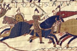 Tapijt van Bayeux komt tot leven