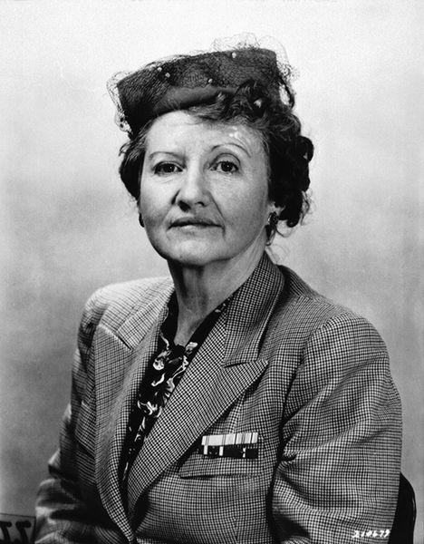 De echte Margaret Utinsky (foto: Wikimedia)
