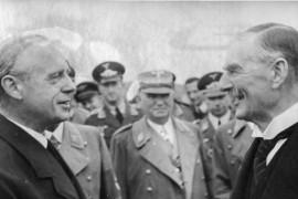 Het verhaal achter het Verdrag van München
