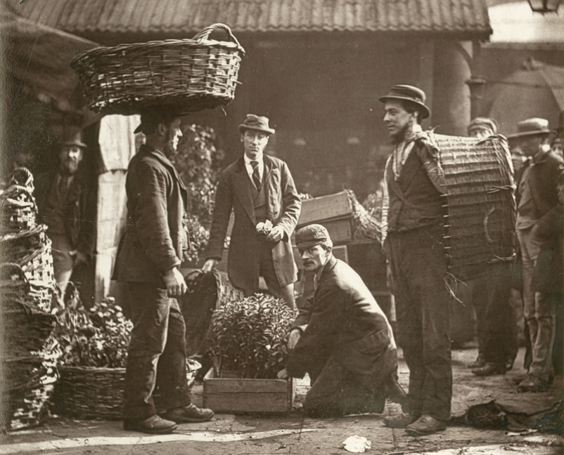 Covent Garden Labourers