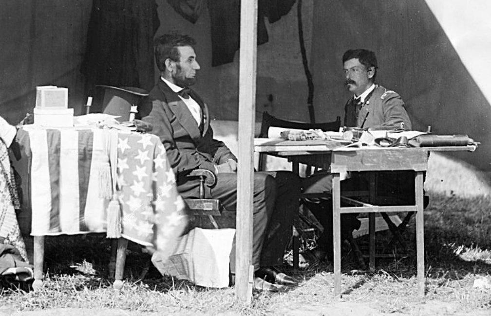 13.08.26.Gettysburg Address - bij slagveld
