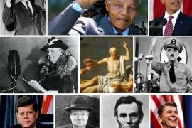 Tien historische speeches op een rij