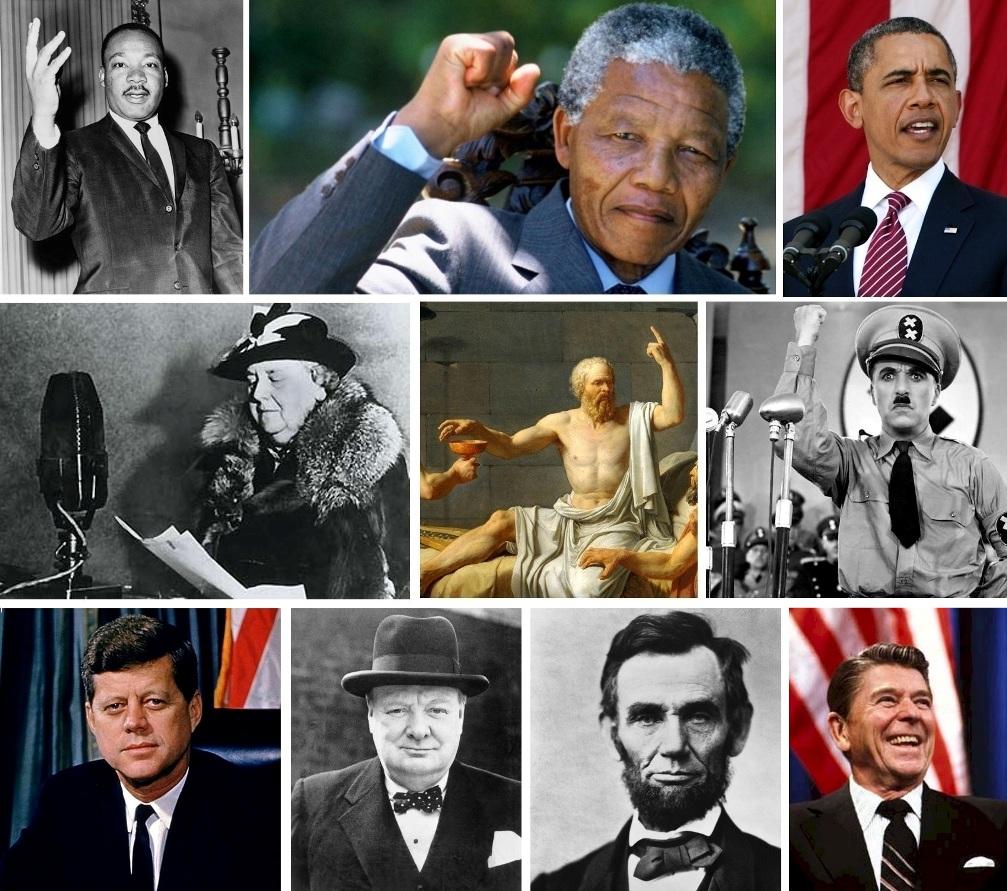13.08.28.Tien historische speeches op een rij