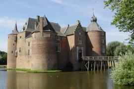 Bezoek aan de middeleeuwen op kasteel Ammersoyen