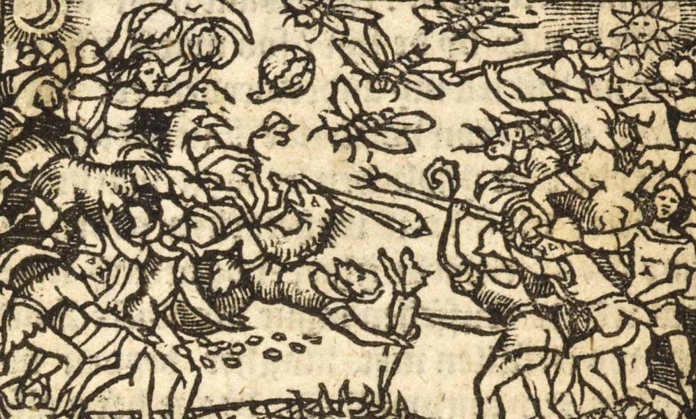 Satire en Scifi in de antieke wereld