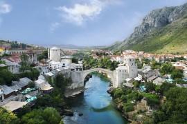 Het zoenoffer van de Stari Most