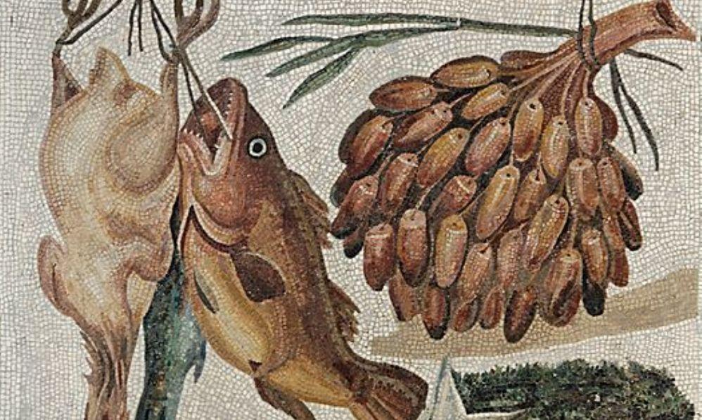 Vegetariërs in de oudheid.