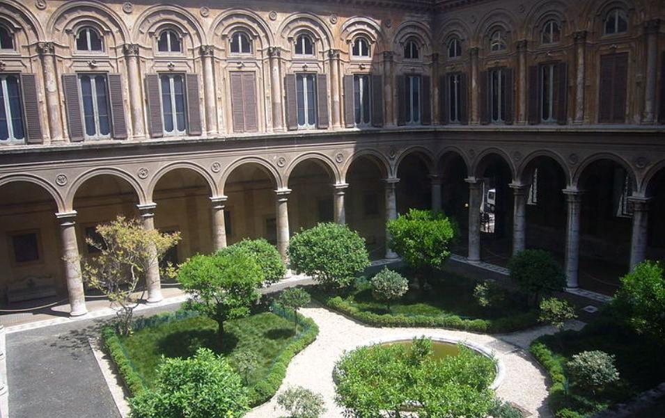 Palazzo Doria Pamphili: kunst en connecties