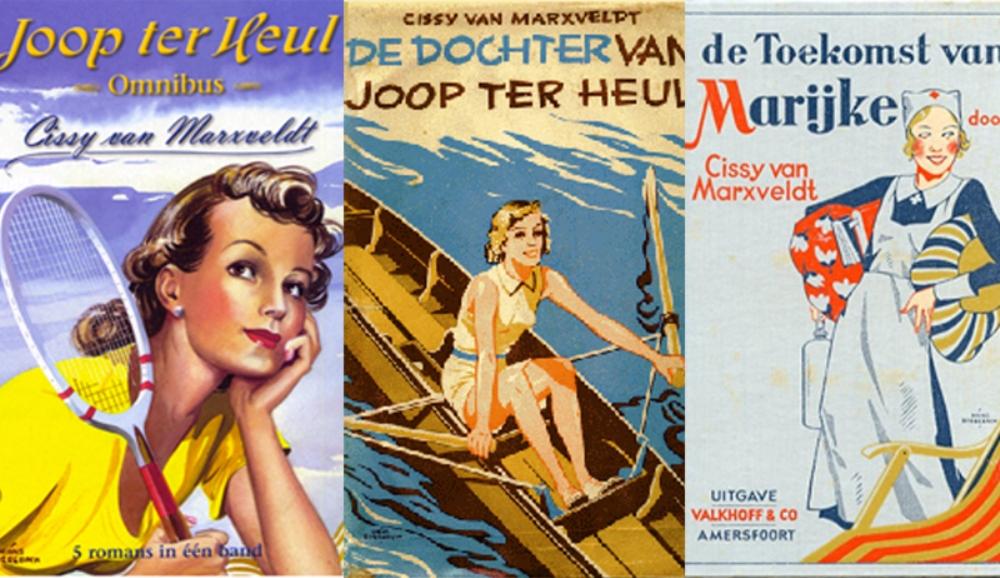 Setske de Haan schreef als Cissy van Marxveldt ook de succesvolle reeks Joop ter Heul, De dochter van Joop ter Heul en de wat serieuzere boeken over Marijke.