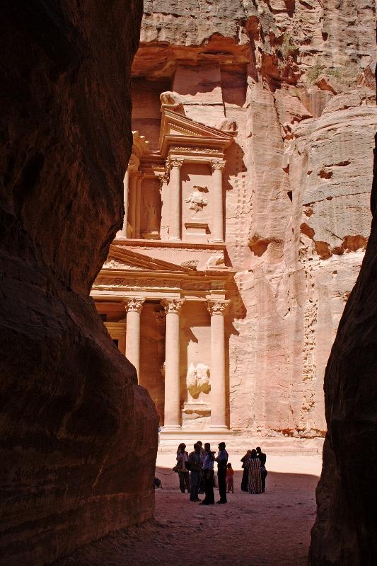 Petra - doorkijkje