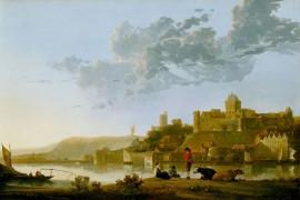 Het Valkhof in Nijmegen: van stadje tot keizerpaleis