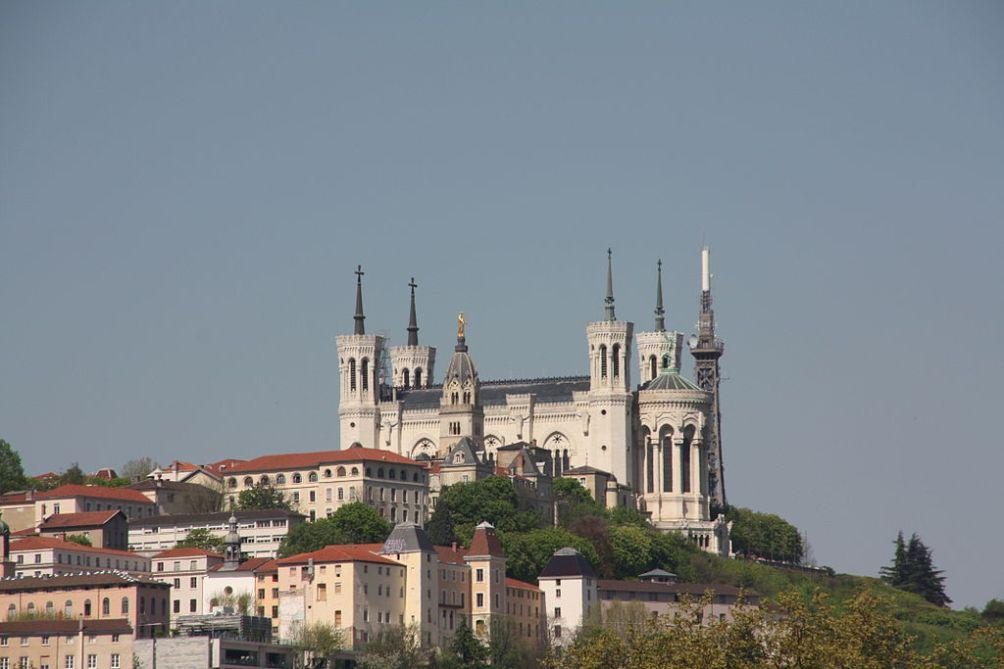 11.08.22.Lyon - Basilique_Notre_dame_de_Fourvière