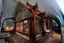 Het kleine huisje voor de grote tsaar