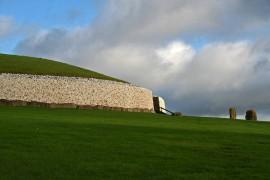 Newgrange: Ierse toparchitectuur uit de steentijd
