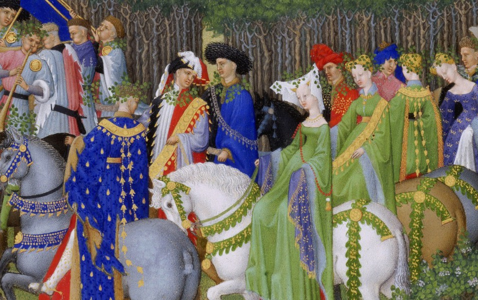 Let's party like it's 1399