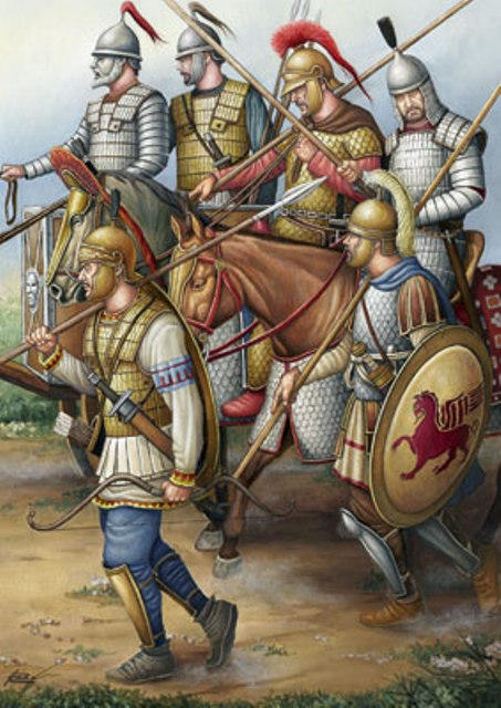 12.08.23.Artikel.Ancient Warfare (side)