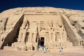 Abu Simbel: meesterwerk van een trotse farao