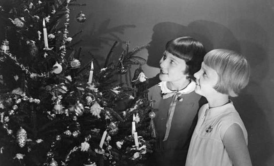 De geest van het kerstfeest