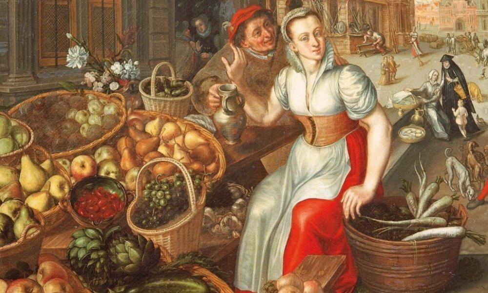 Magirus schreef het Koocboec vooral voor dames uit de gegoede klasse. (foto: Davidsfonds)