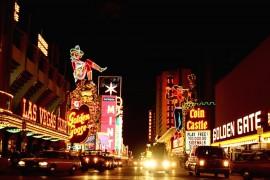 Las Vegas voor romantici: de Glitter Gulch