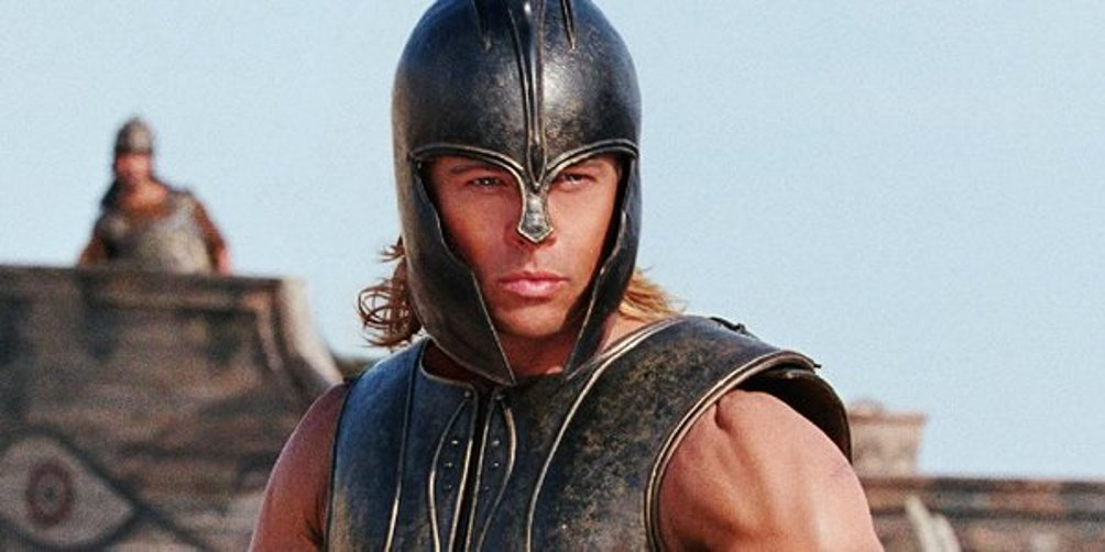 Feit en fictie in de film Troy