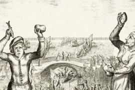 Animatie over de Opstand en Leidens Ontzet