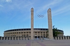 Van hospitaal tot poppodium: Berlijns Olympiastadion