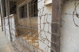 Duister toerisme: Tuol Sleng Genocide Museum