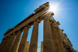 De Griekse Akropolis: alles ter ere van Athene