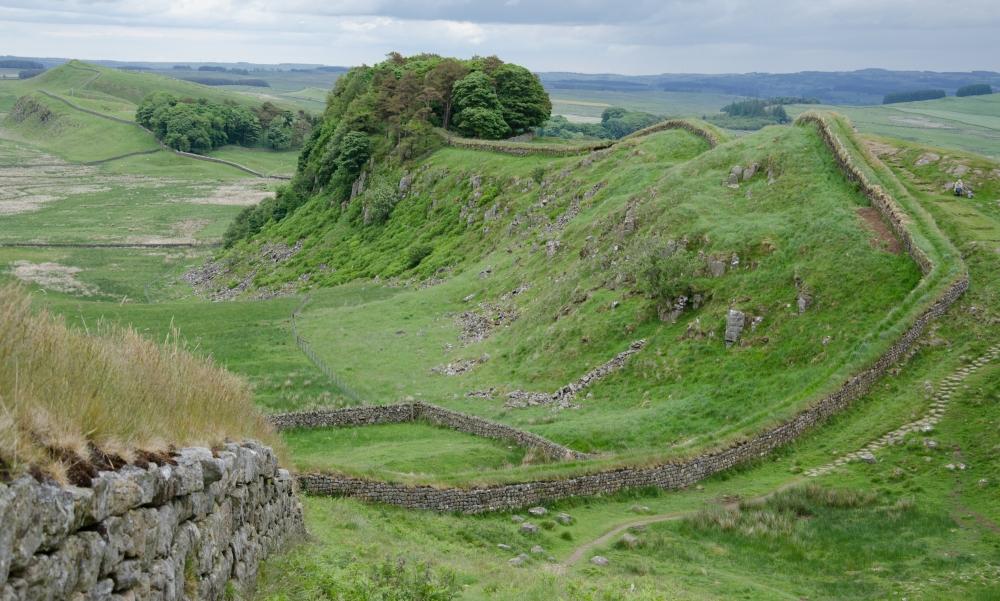Hadrian's Wall werd bewaakt door soldaten uit alle windstreken van het Romeinse Rijk.