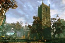 Londen van vóór de Grote Brand van 1666