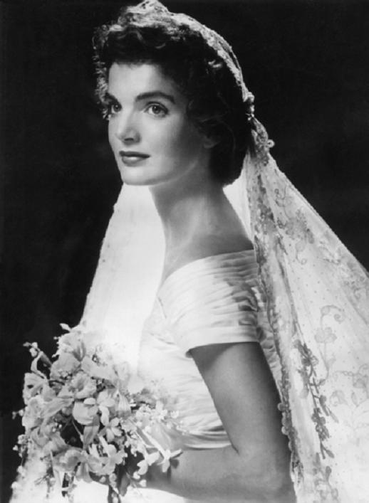 Jacqueline Lee Bouvier , beter bekend als Jackie Kennedy.