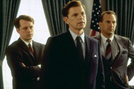JFK: een president gemaakt voor het witte doek