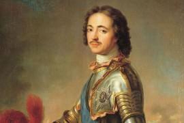 Het Nederlands van Peter de Grote