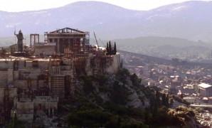 De Akropolis in 3D