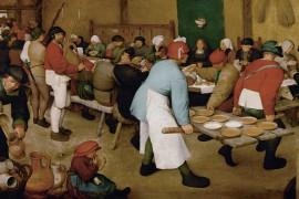 Van hof tot taveerne: uitbundig tafelen in de kunst