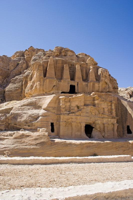Petra - tempel