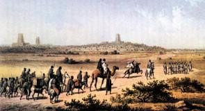 Johann Burckhardt: de Indiana Jones van de 19e eeuw