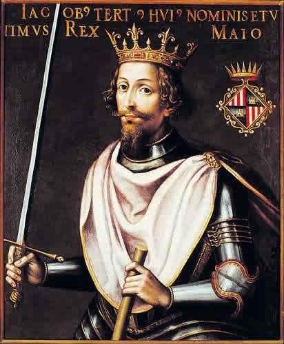 Jaime III van Mallorca. (Foto: Wikimedia)