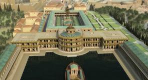 Nero's Gouden Huis in Rome