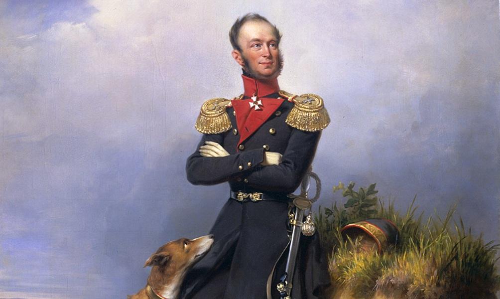 Willem II (1792-1849), koning der Nederlanden. (foto: Wikimedia)