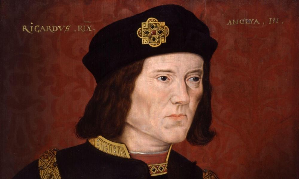 Mogelijk het oudste portret van koning Richard III, uit ca. 1520.