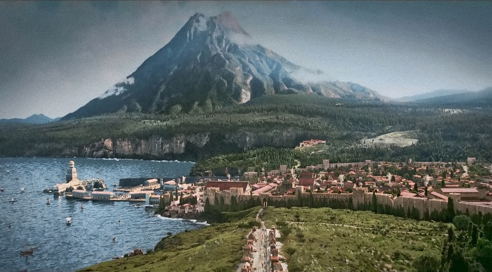Feit of fictie in Pompeii 3D