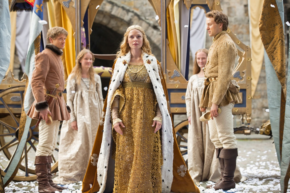 Feit of fictie in The White Queen