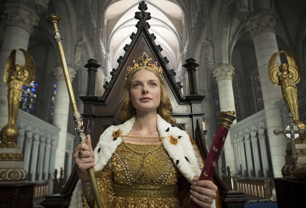 Feit of fictie in The-White-Queen