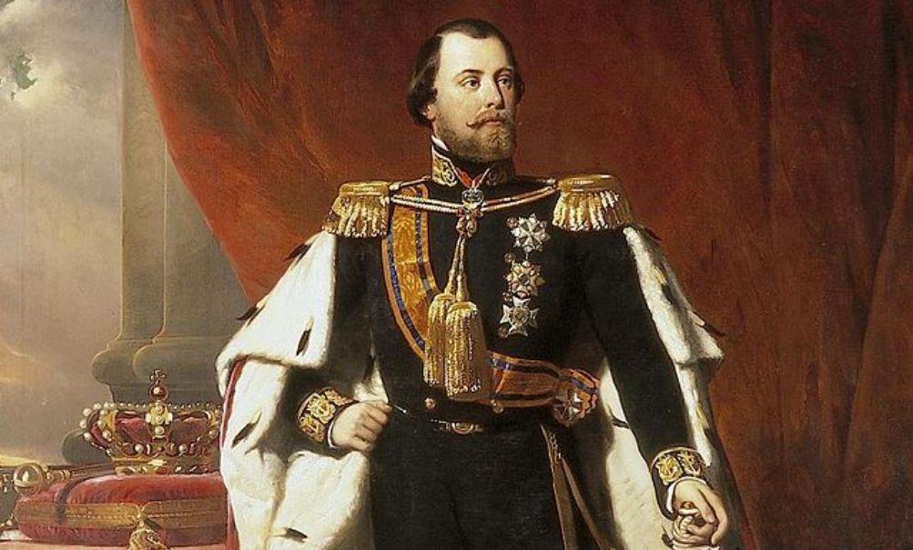 Willem III: in het keurslijf van de grondwet