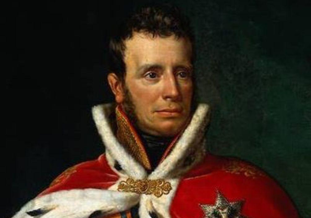 De erfprins Willem Frederik, de latere Willem I. (foto: Wikimedia)